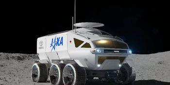 Toyota, colabora, agencia, espacial, japonesa, desarrollo, vehículo, lunar,