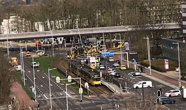 varias, personas, heridas, tiroteo, tranvía, Utrecht,