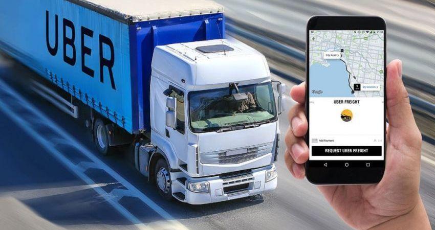 Uber Freigth, Europa, empresas, colaboradoras, actualidad transporte, nacional internacional, empresas, transporte por carretera,