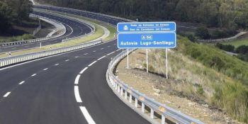 desvío, tráfico, N-547, obras, tramo, Arzúa, Lavacolla, A-54,