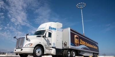 Kenworth, Toyota, presentan, camión, hidrógeno,