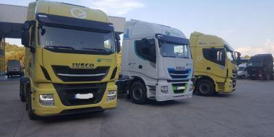 camioneros, despedidos, transportes Pacholo, aceptan, recolocación,