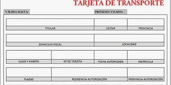 ROTT, suspensión temporal, autorizaciones, transporte,