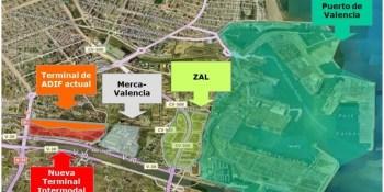 autorizado, convenio, terminal, intermodal, Valencia, Fuente, San Luis,
