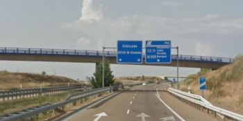 afecciones, tráfico, A-66, León, Benavente,