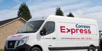 Correos Express, Zaragoza, nueva, nave, logística,