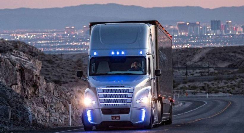 Daimler Trucks, crea, grupo, tecnología, autónoma,