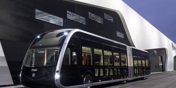 Irizar, autobuses, eléctricos, adjudica, ciudad, suiza, 15, ie tram,