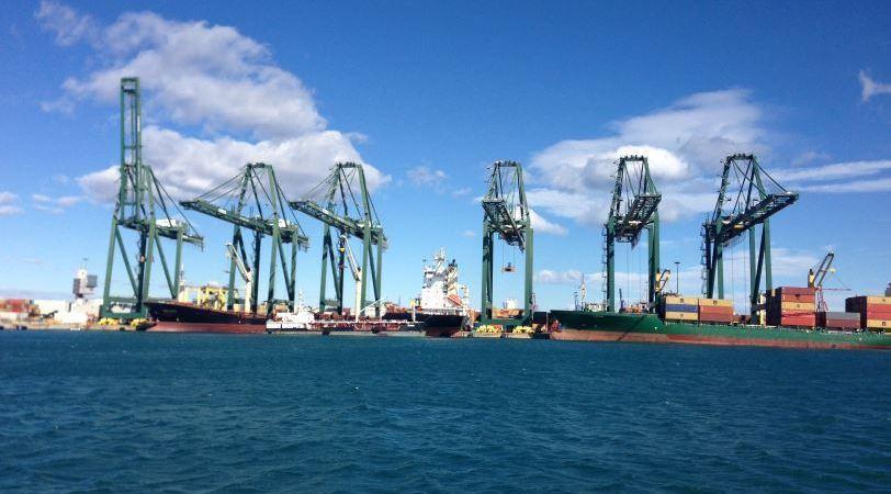 nuevo, servicio, transporte, marítimo, península, Ibérica, Oriente, medio,