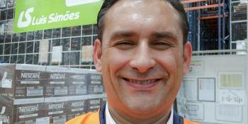 Luís Simões, nombra, Raul, Tijero, nuevo, director, regional, logística, zona, centro ,