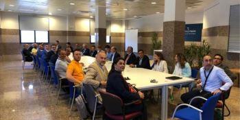 transportistas, puerto, Algeciras, satisfechos, resultado, reunión, mantenida,