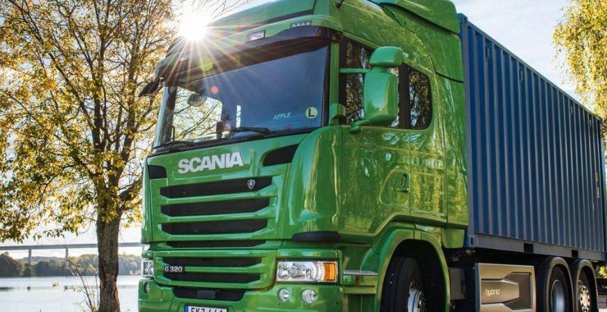 Scania, baterias, utilizará, empresas, fabricantes del sector,