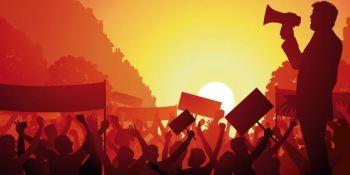 derechos, protestan, saber, siempre, negro, opinión,