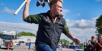 Scania, campeonato, europeo, Noruega, noruego, ganador,