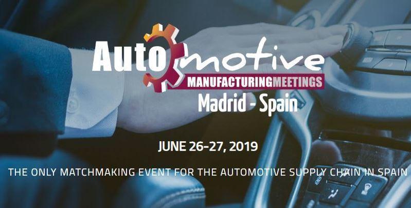 Automotive Meetings, Madrid, empresas, junio, fabricantes del sector,