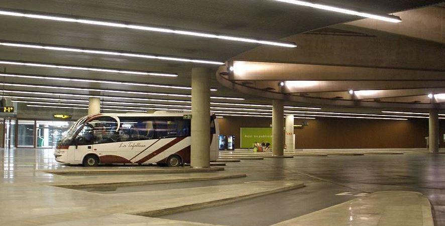 infrautilizado, servicio, transporte, autobús, Navarra,