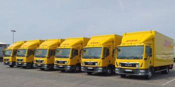 DHL Freight, adquiere, camiones, iniciativa, reclutamiento, conductores,
