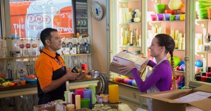 servicio, TNT Economy Express, mejora, tiempos, entrega,
