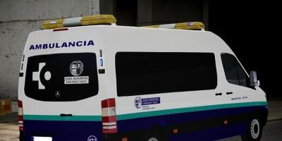 heridos, colisión, turismos, camión, N-634,
