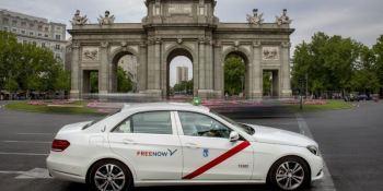 My Taxi, denominarse, Free Now, integrar, opciones, movilidad,