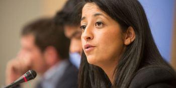 Karima Delli, reelegida, presidenta, Comité, transporte, parlamento, europeo,