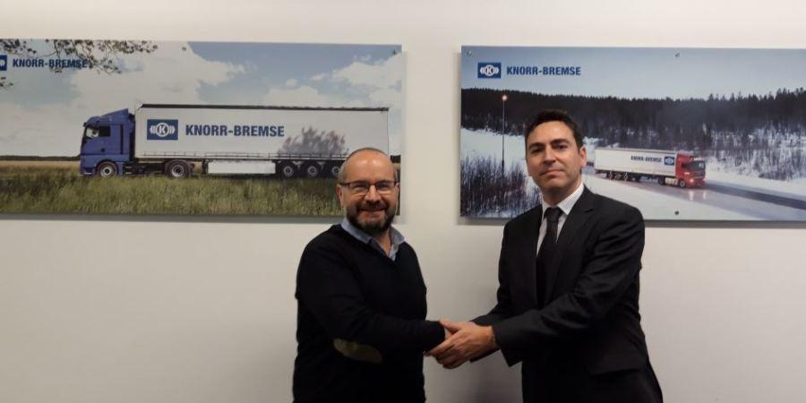 colaboración, Knorr-Bremse, Grupo Fortrans, formación, especializada, conductores, profesionales,