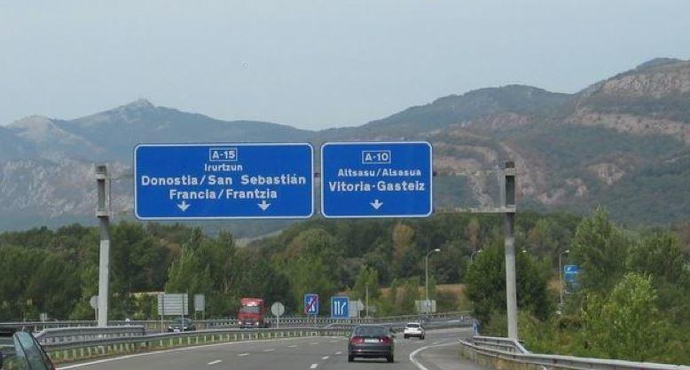 Navarra, restringe, tráfico, camiones, Francia, G-7,