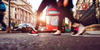 Londres, seguridad vial, peatones, Volvo Trucks,