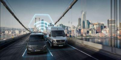 nuevos, servicios, digitales, Mercedes, PRO, connect,