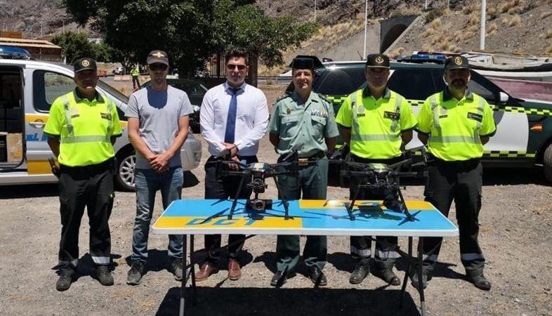 drones, DGT, pueden, multar, Canarias,