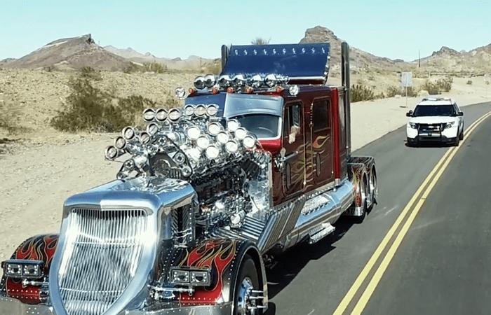 camión, 7 millones, 7 años, vídeos, virales, curiosidades,