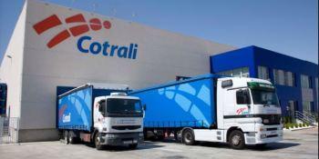 Cotrali, Zaragoza, centro logístico, Plaza, logística y almacenaje, empresas,