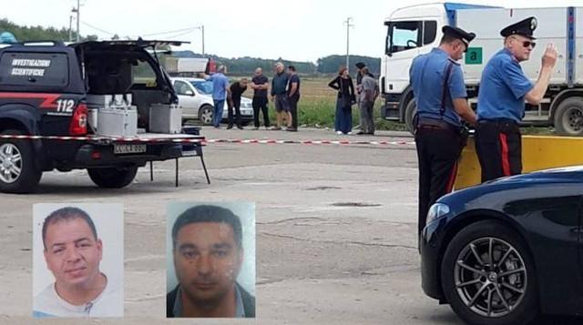 detenido, camionero, italiano, asesinato, camionero, marroquí,