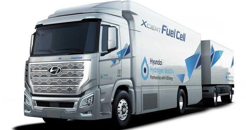 Hyundai, H2 XCIENT Fuel Cell, camión, comenzará, rodar, Suiza, 2020,