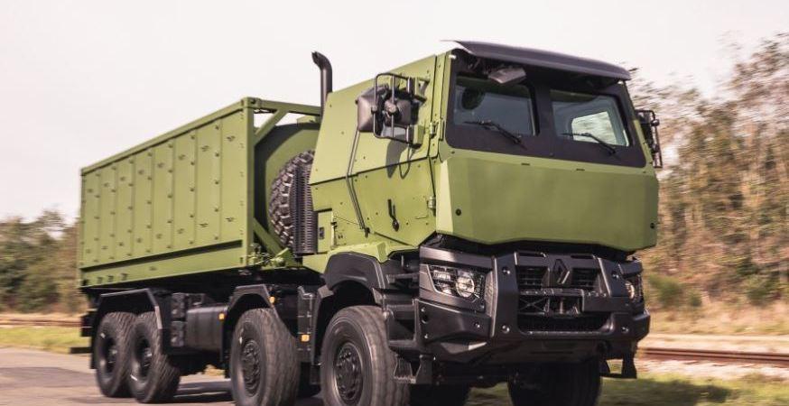 Arquus, fabricante, camiones, ejercito, francés, logístico,