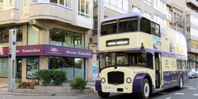 autobús, inglés, Autos González, curiosidades, empresas, transporte público,