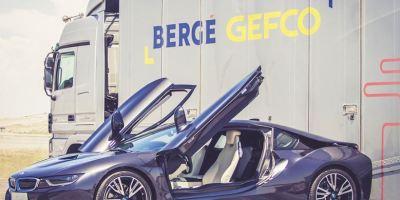 Bergé Gefco, BMW, Mini, gestión, transporte, empresas, logística y almacenaje,