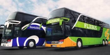 FlixBus, compra, empresas, turca, transporte de viajeros,