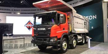Scania, Navistar, suministrarán, vehículos, servicios, sector, minero, canadiense,