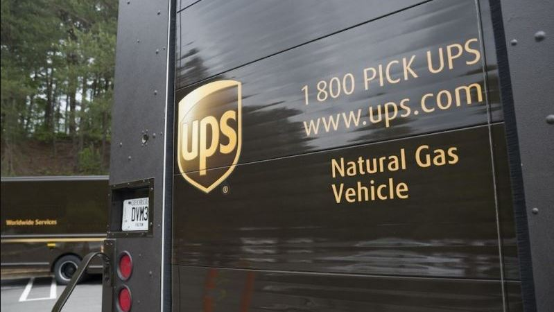 UPS, comprará, camiones, propulsados, gas, natural,
