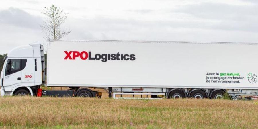 XPO Logistics, empresas, logística y almacenaje, vehículos, gas natural,