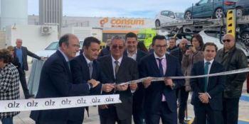 nueva, estación, repostaje, gas natural, Valencia,