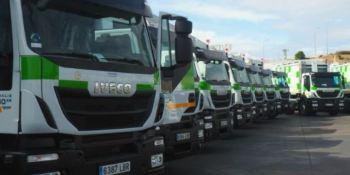 IVECO, Ayuntamiento, Madrid, camiones,