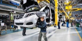 Daimler, reducción, empleos, 10.000,