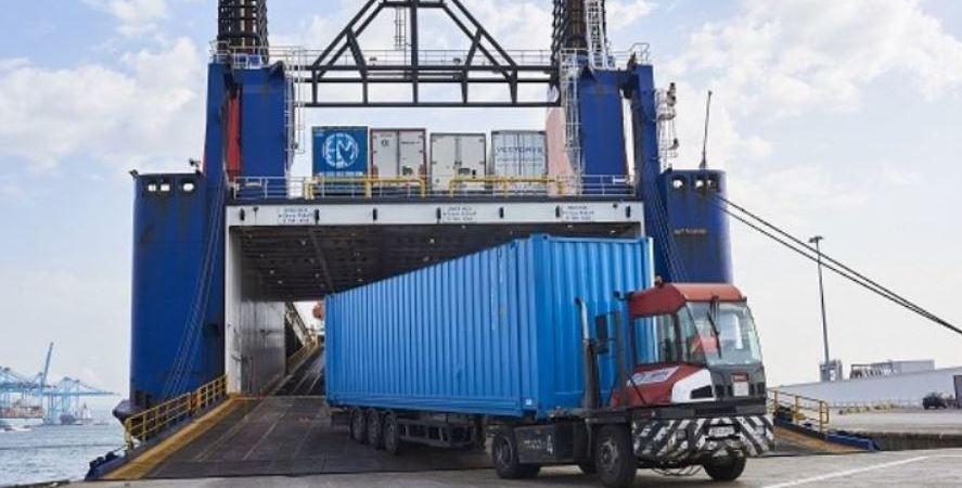 Froet, linea marítima, Cartagena, Francia, camiones,