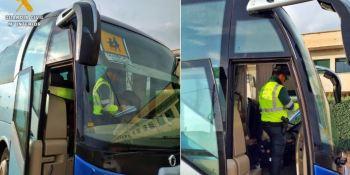 investigado, conductor, autobús, alcohol,