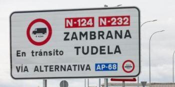 Se vuelve a declarar nulo el desvío de camiones a la AP-68
