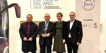 Autos González, premio, empresa del año,