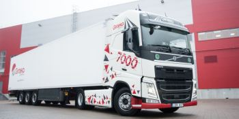 Girteka Logistics, reto, transporte, europeo,