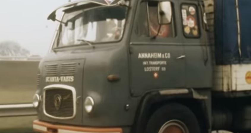 Edi, camionero, vuelve, televisión, 43 años,